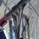 Shipman 63 - Coral PBO rigging