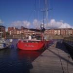 Shipman 72 - Moksha in Liverpool Marina