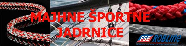 FSE Robline majhne športne jadrnice, DINGHY