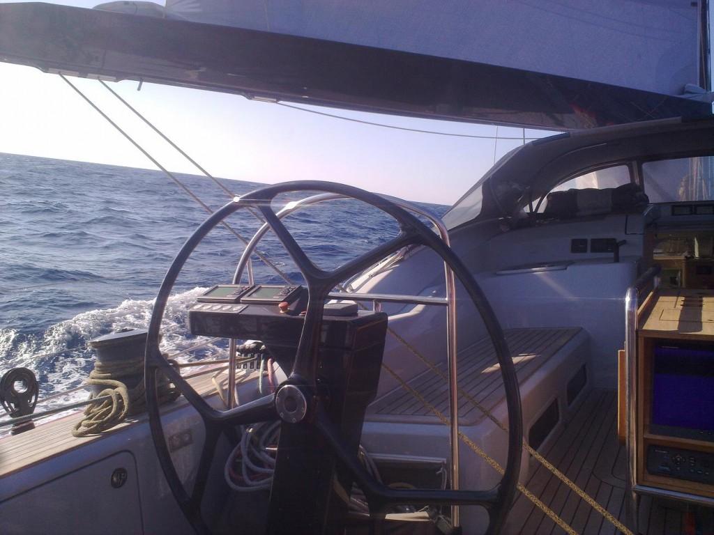 Shipman 72 delivery Malta 02