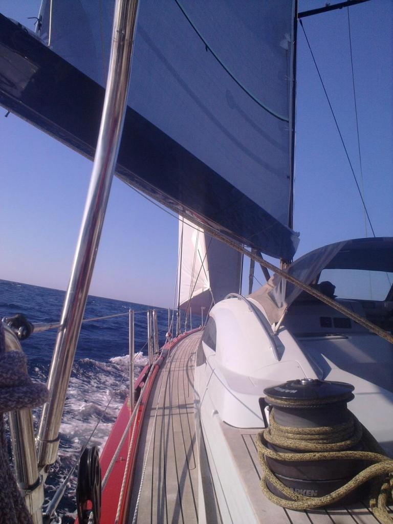 Shipman 72 delivery Malta 03