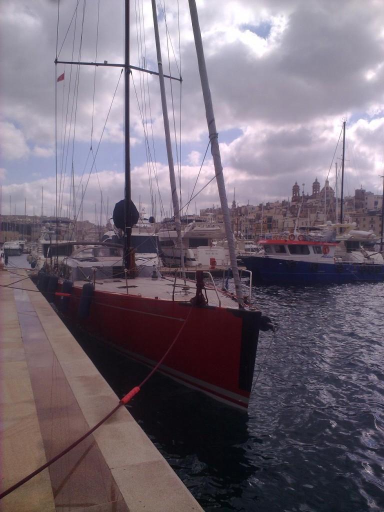 Shipman 72 delivery Malta 08
