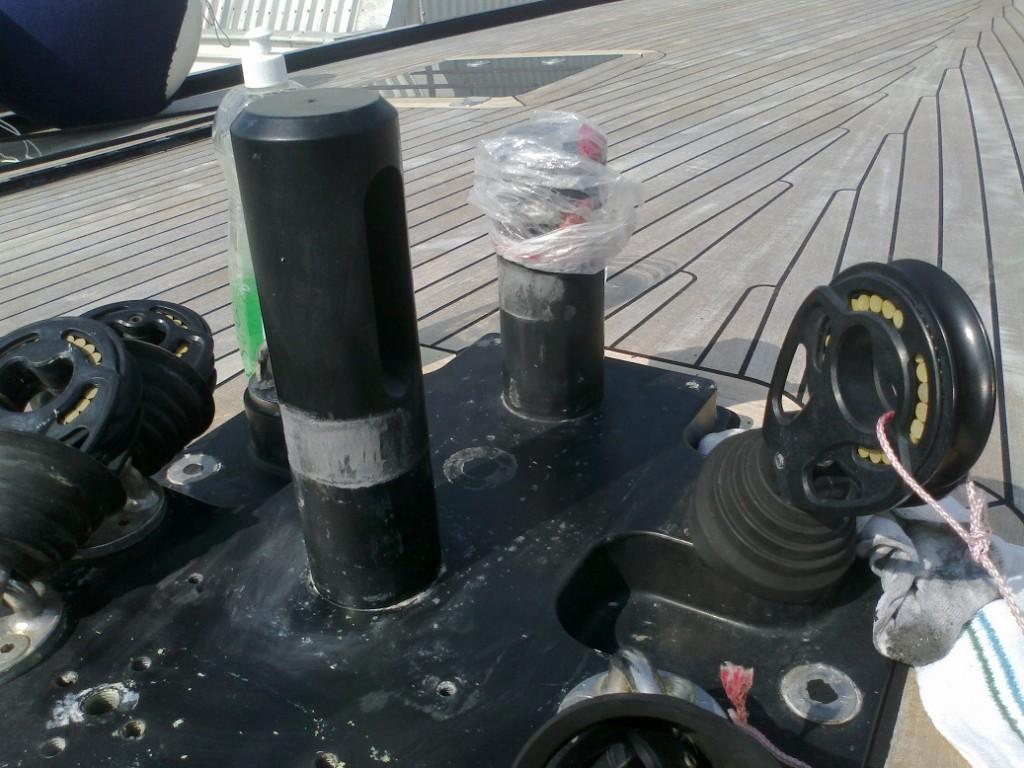 Shipman 63 - Tucana, peta jambora na palubi